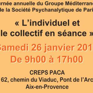 Journée annuelle GMSPP à Aix-en-Provence